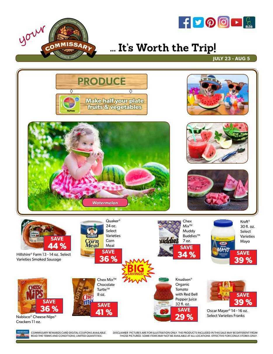 Offers BI-LO 23-Offers commissary 23-7-20187-2018