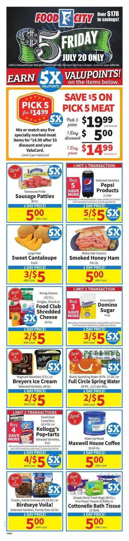 offers food city 18-7-2018