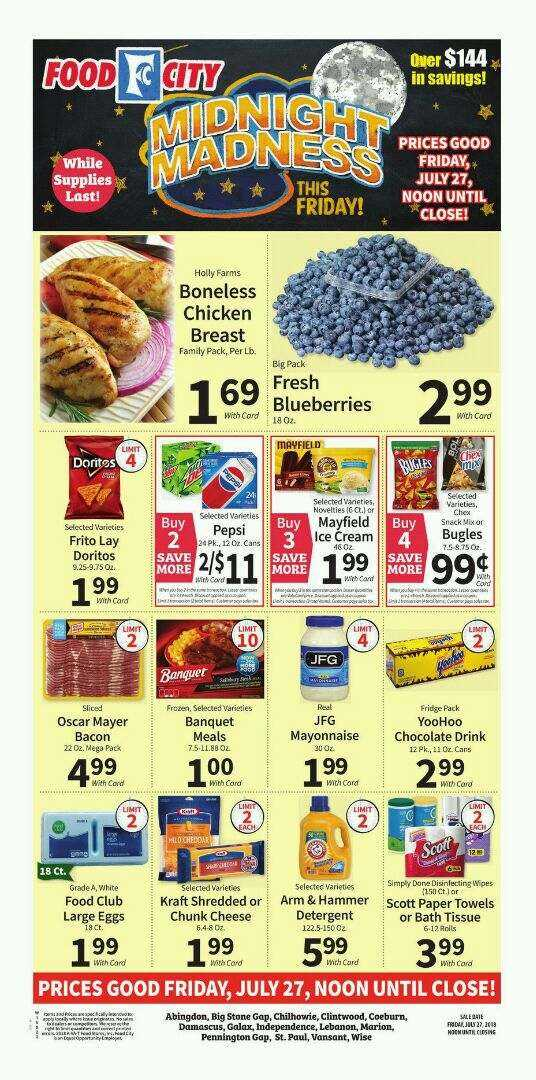 offers food city 25-7-2018