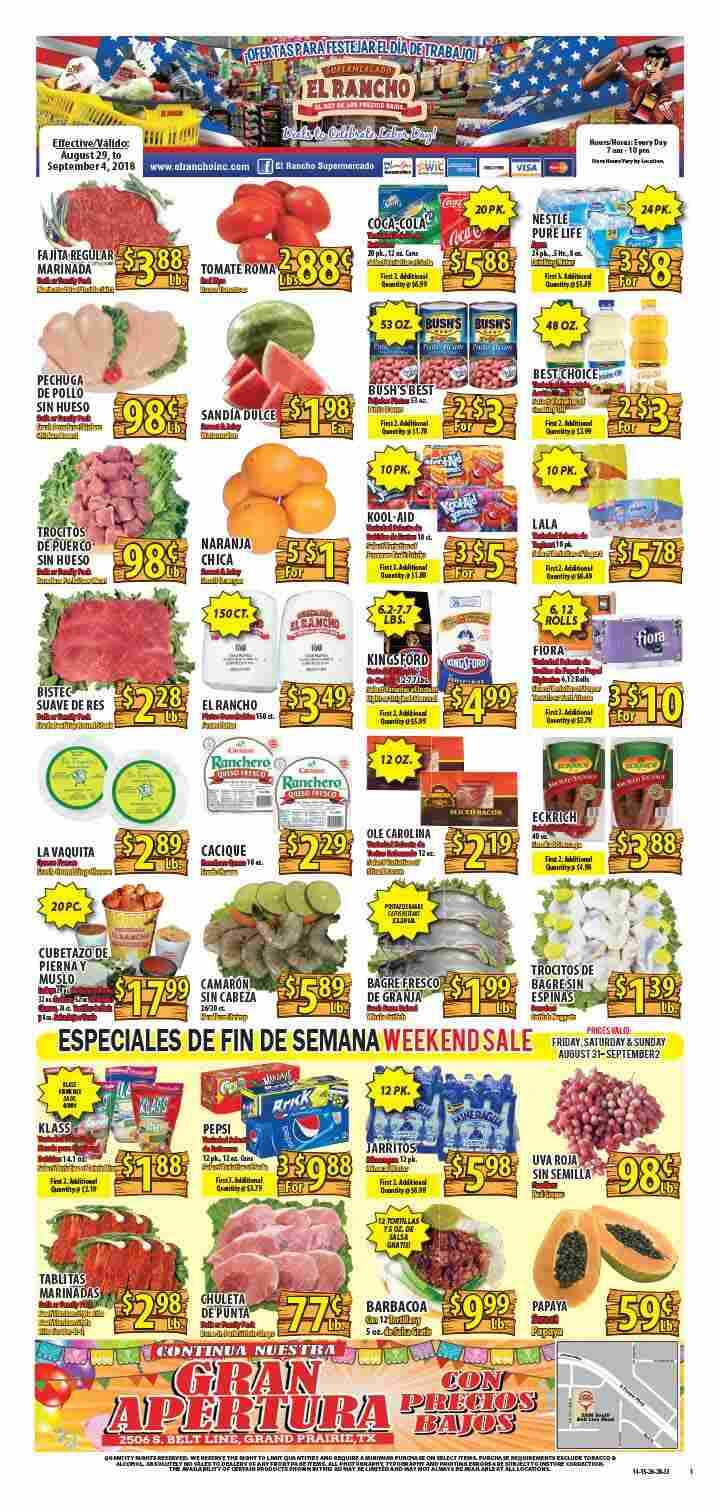 Offers El rancho
