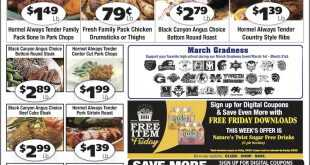 offers grant's supermarkets